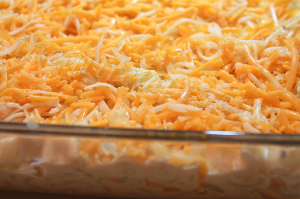 Soul Food Macaroni and Cheese is rich and creamy, perfect to serve a crowd