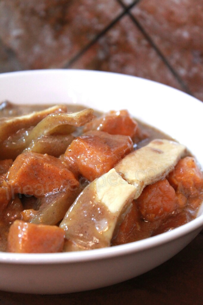 sweet potato cobbler 1