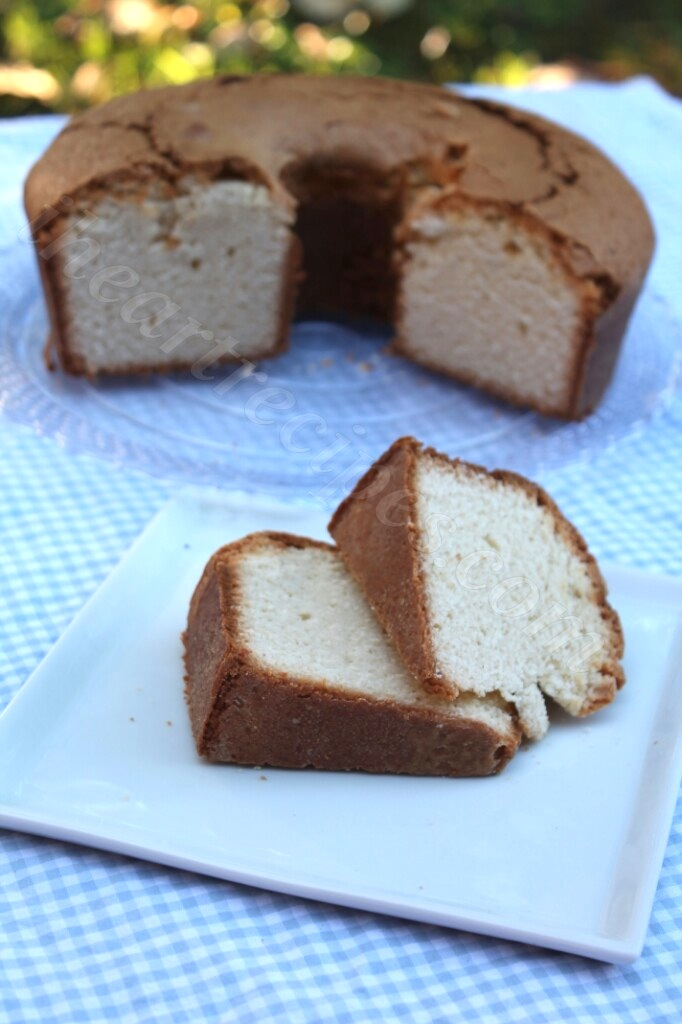 This classic southern recipe for cream cheese pound cake is a perfect summer treat to pair with tea or coffee