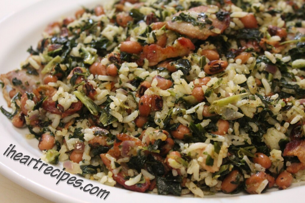 Hoppin' John Recipe | I Heart Recipes
