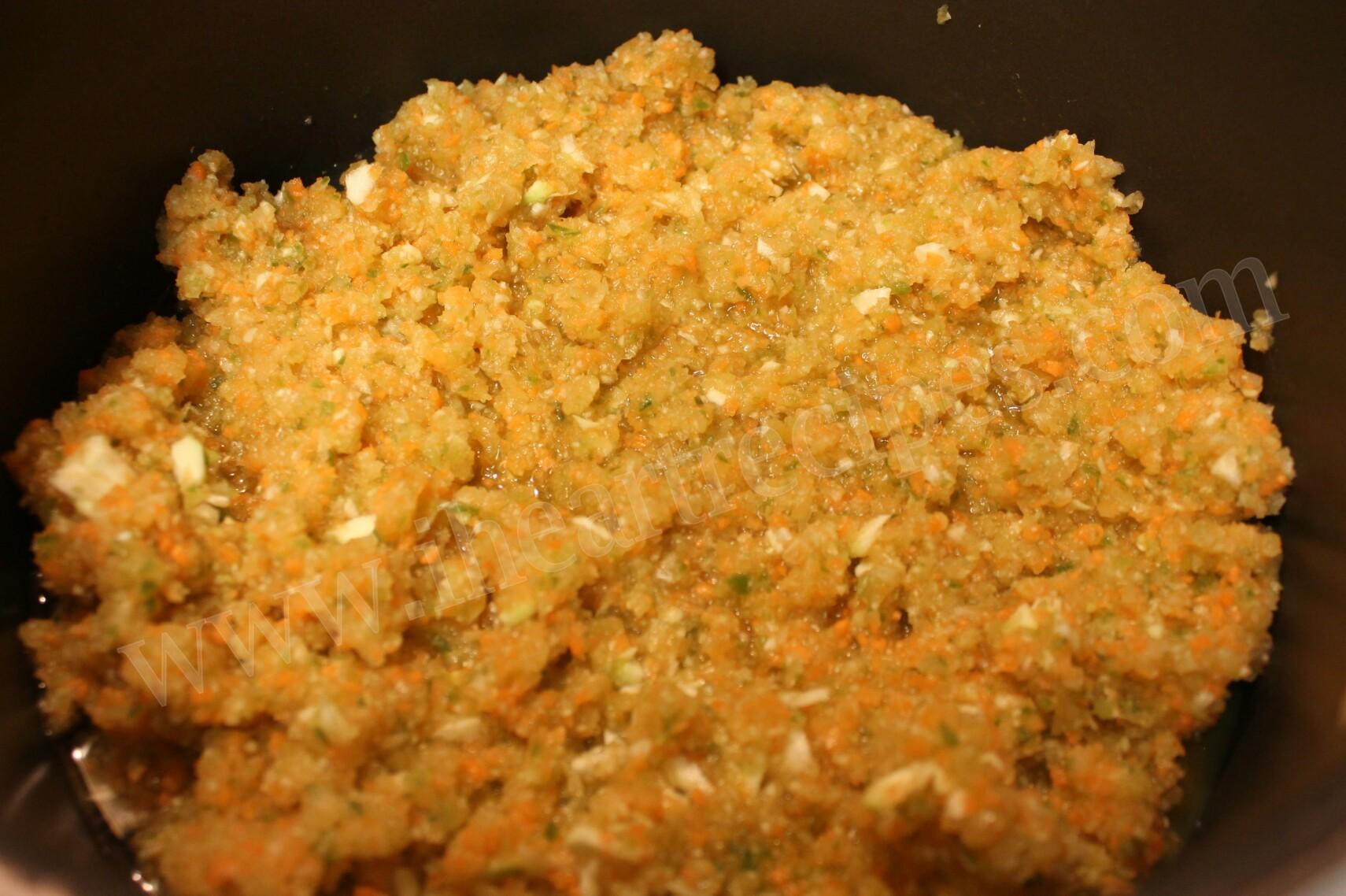 vegetable marinara 4