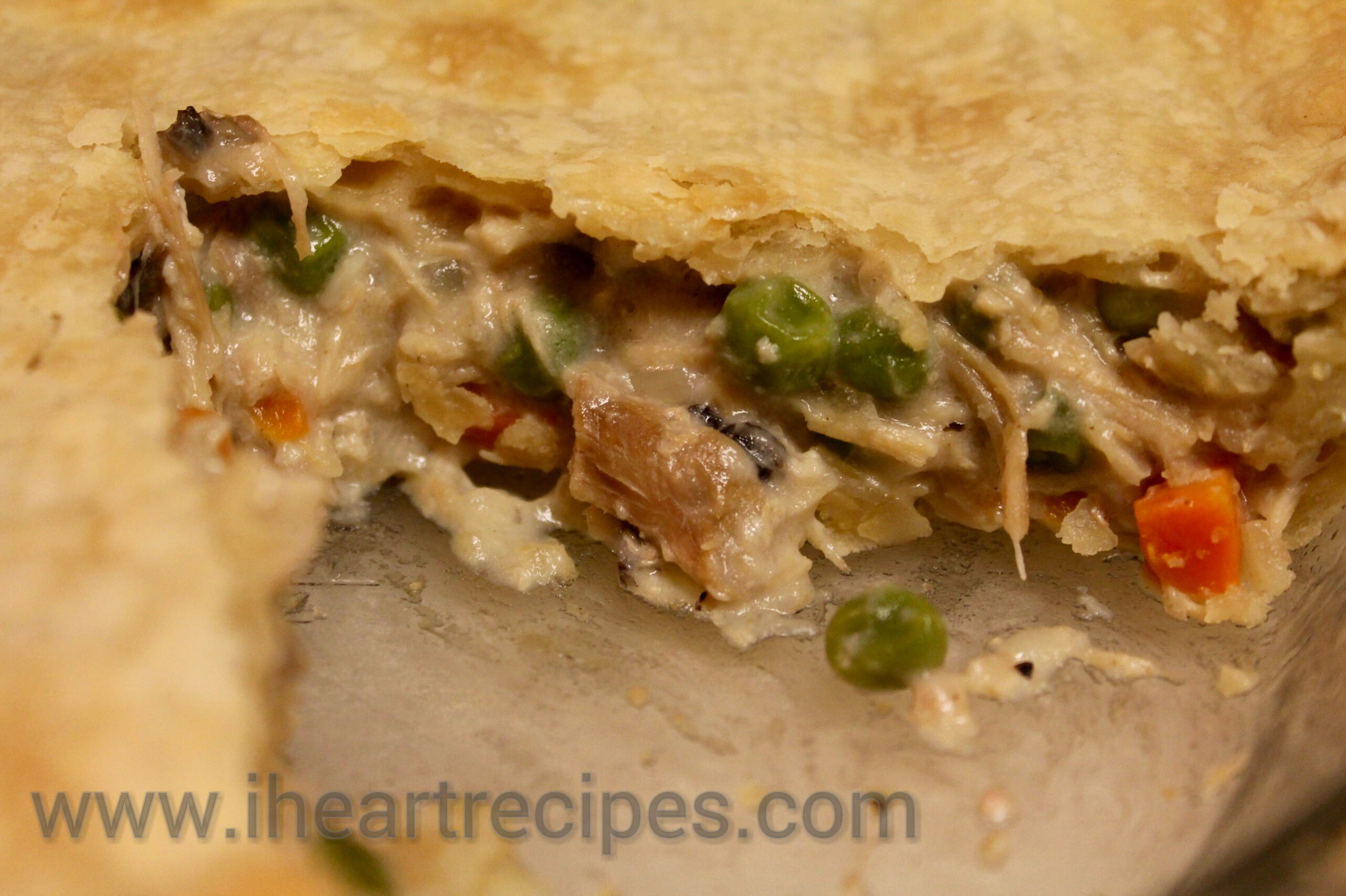 This Easy Chicken Pot Pie is the perfect weeknight comfort meal.