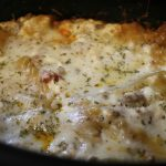 Best Slow Cooker Beef Lasagna Recipe