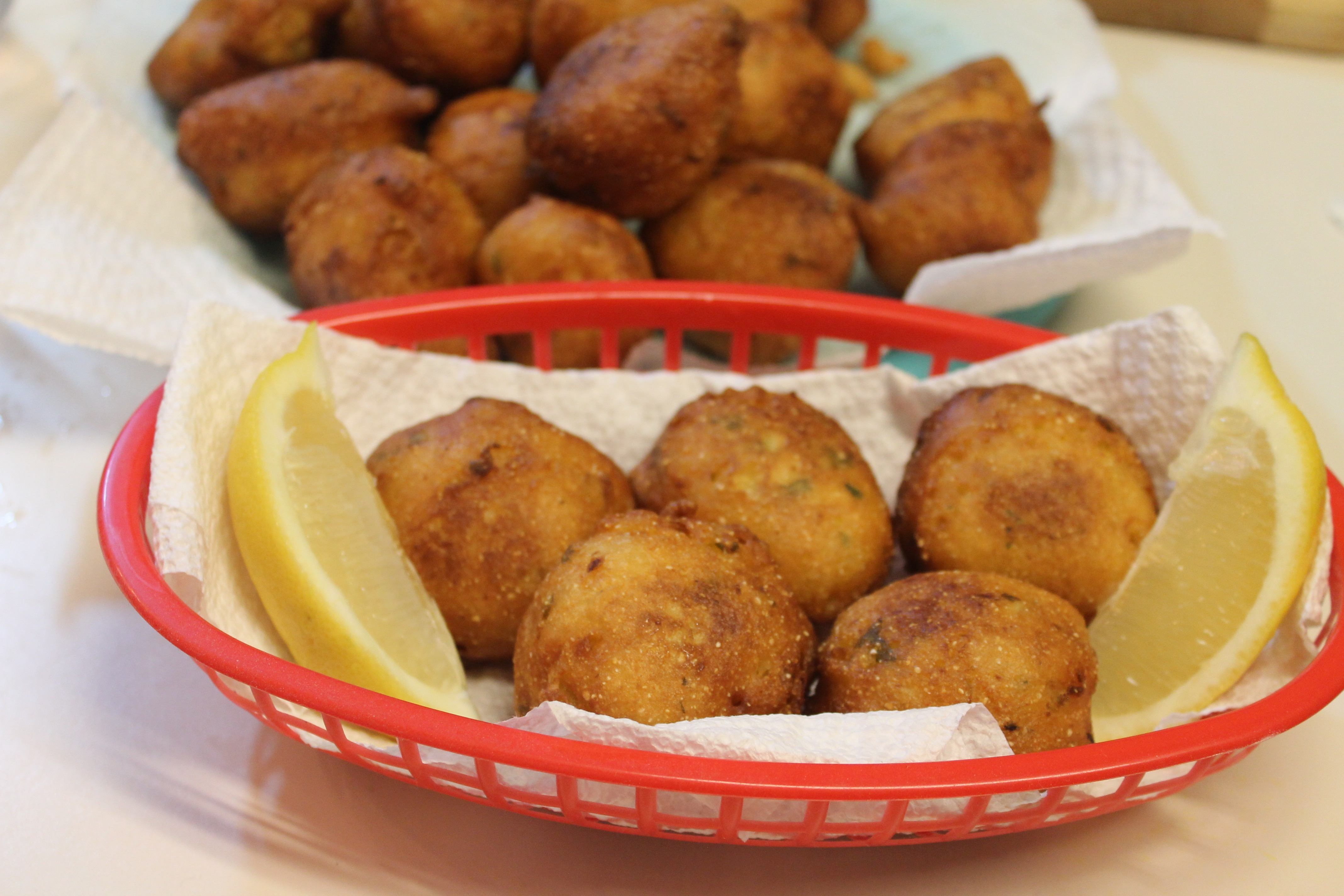 Southern Hush Puppies I Heart Recipes