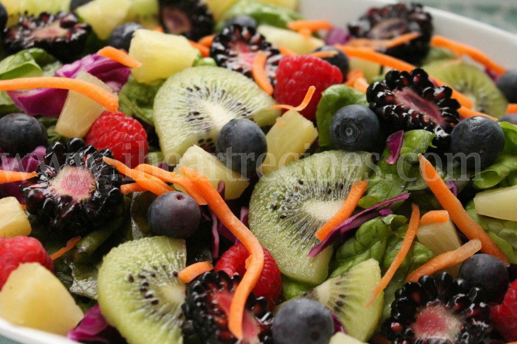Paradise Spring Salad from I Heart Recipes