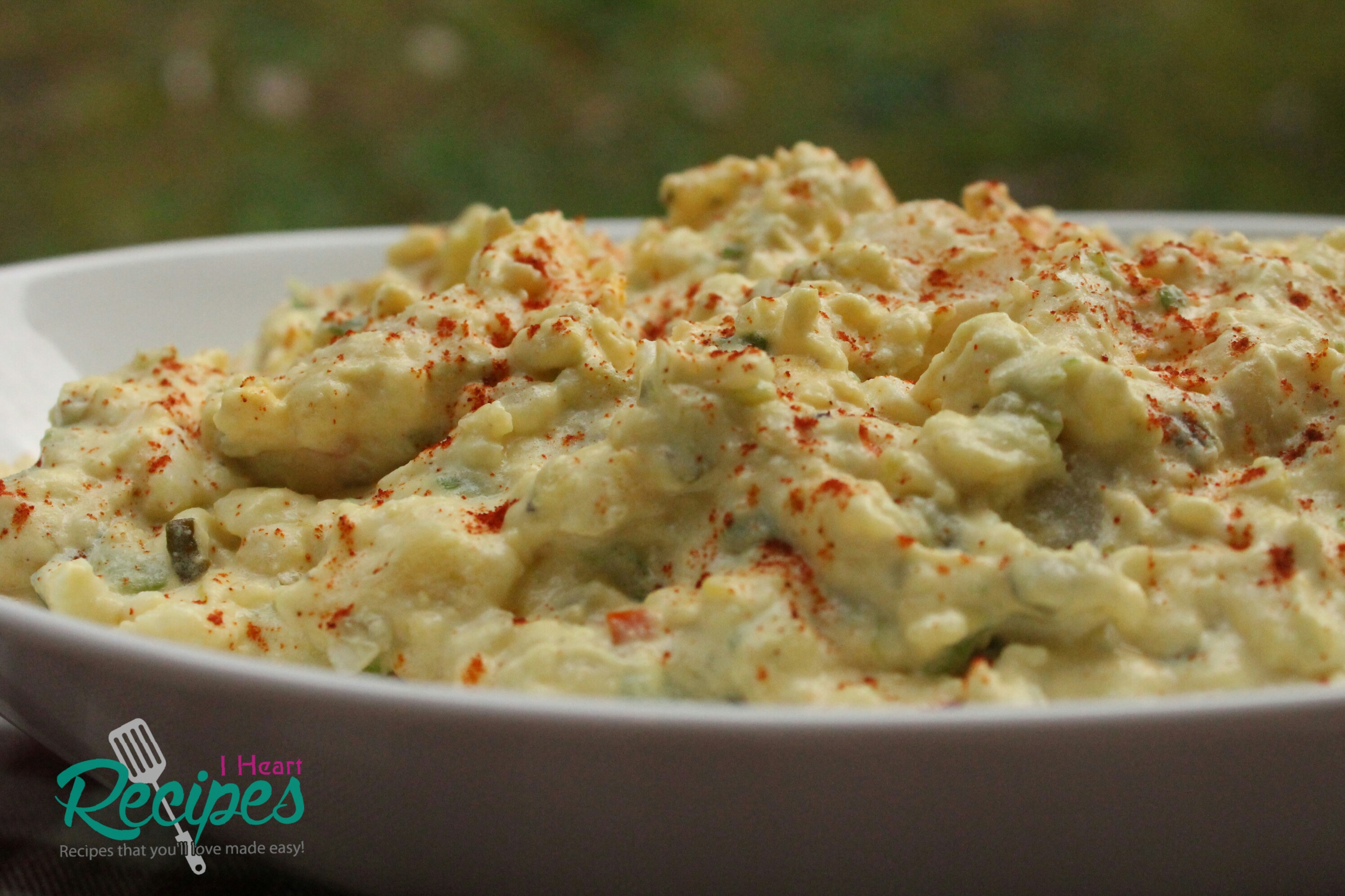 Southern Soul Food Potato Salad