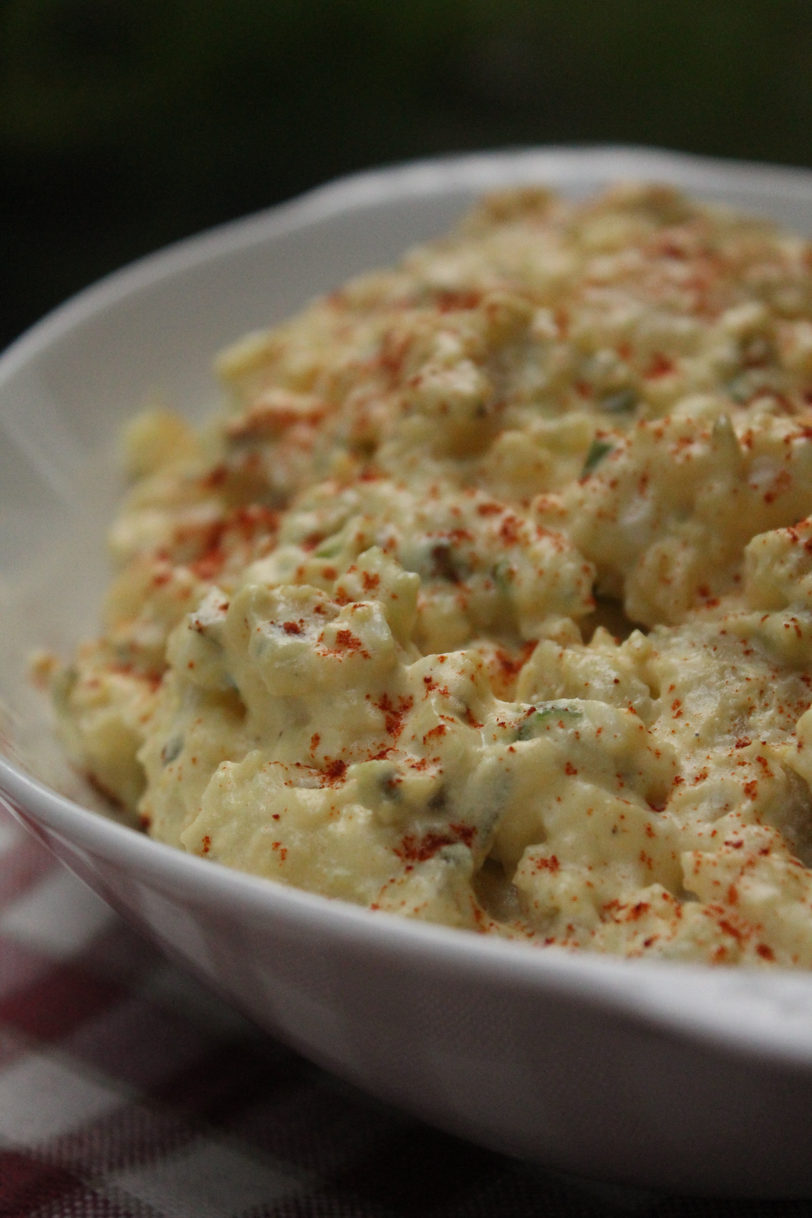 Southern Potato Salad Recipe | I Heart Recipes
