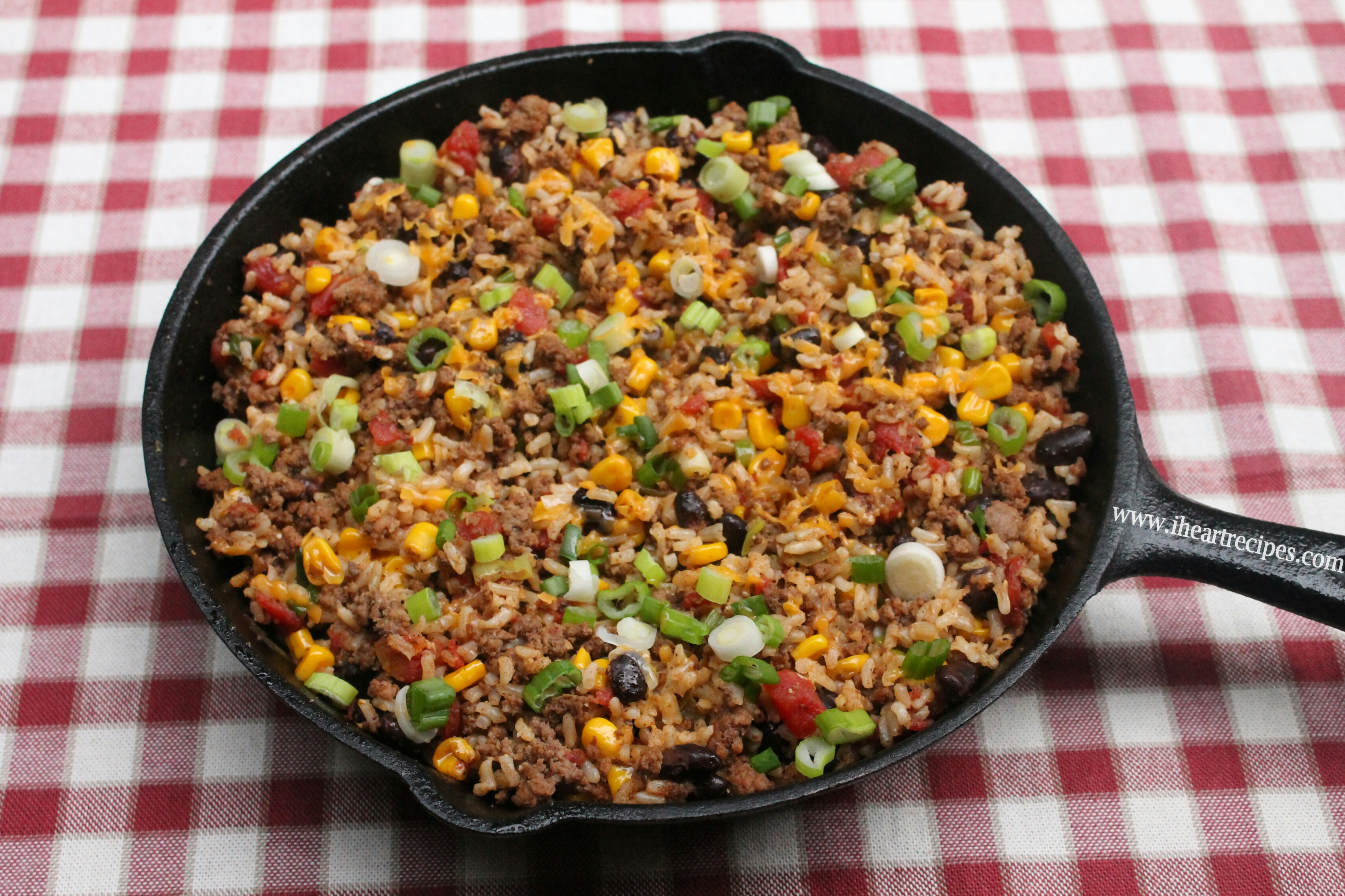 Check out how to cook this tex-mex-skillet at iheartrecipes.com