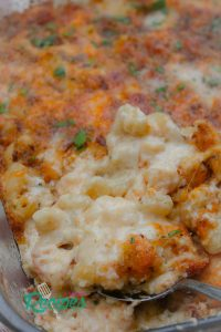 Lobster Mac and Cheese with Bacon Bread Crumbs