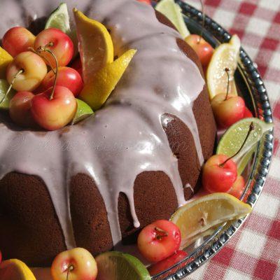 Cherry 7up Cake Pound Cake