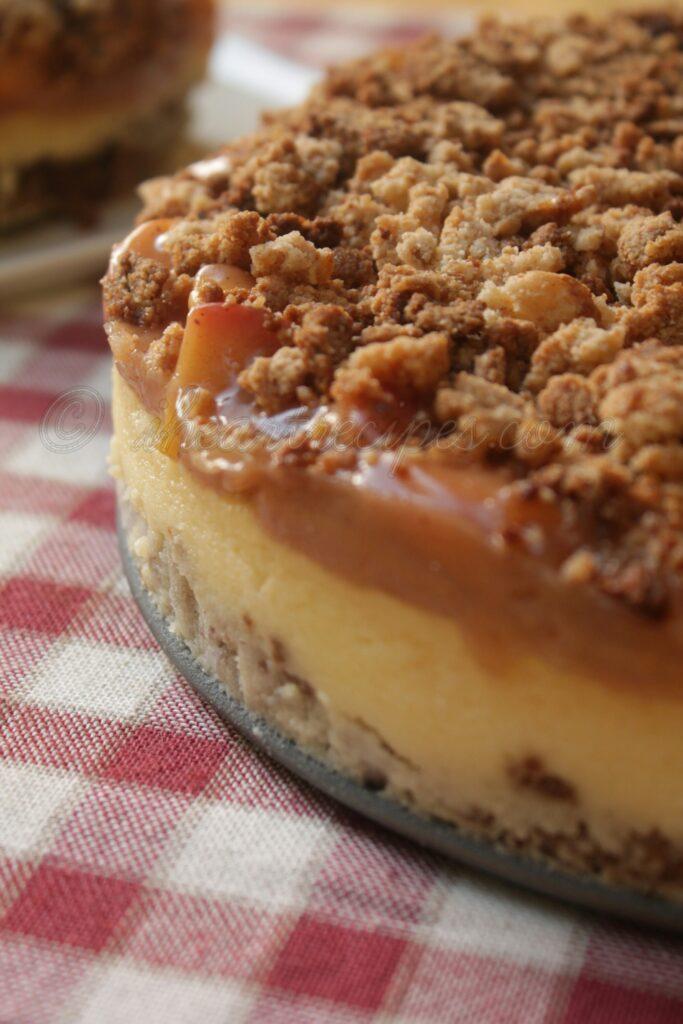 Instant Pot Peach Cheesecake Recipes