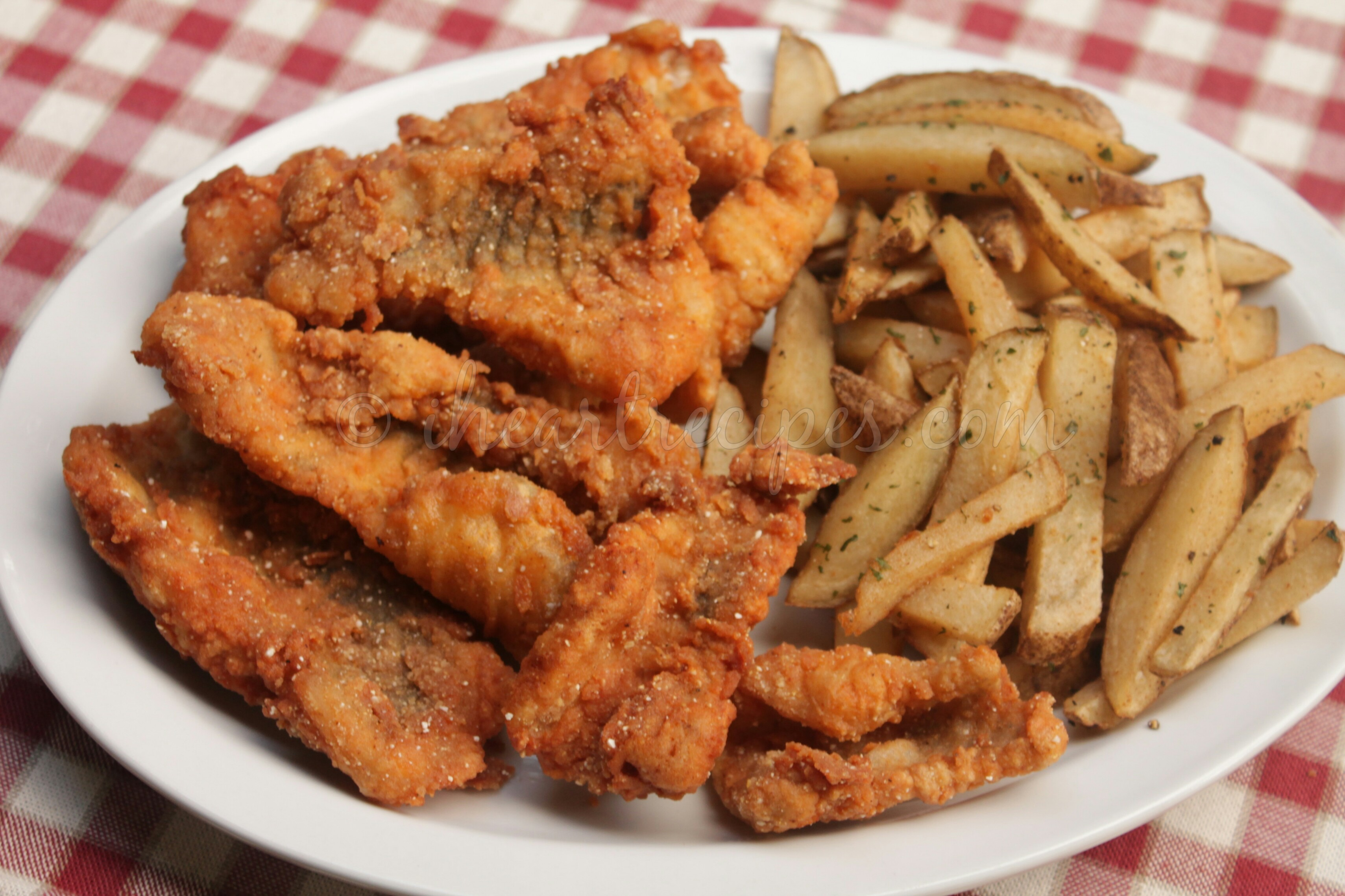 Spicy Fried Catfish Recipe