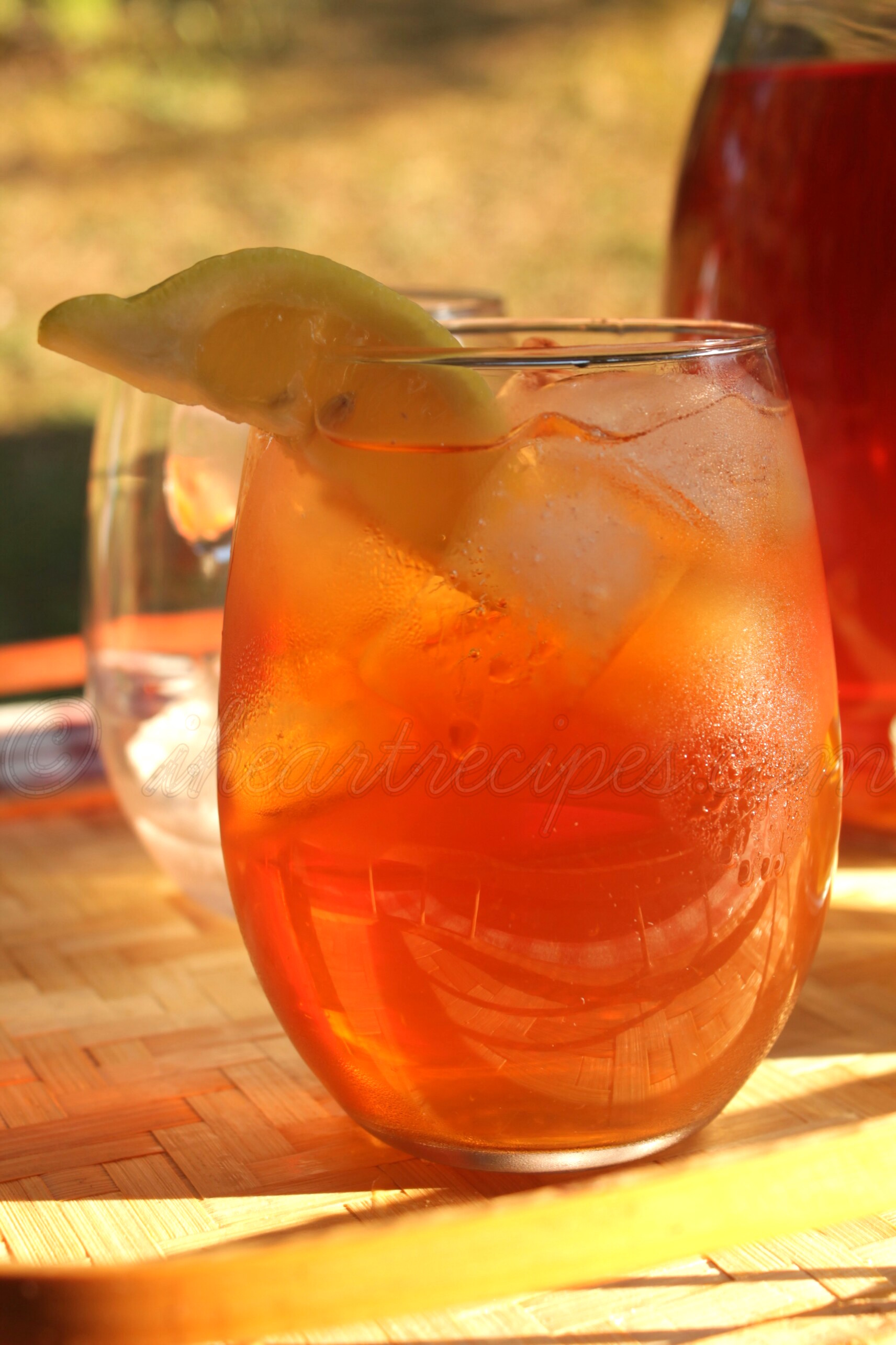 Sweet Tea | I Heart Recipes