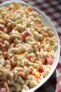 Southern Macaroni Salad