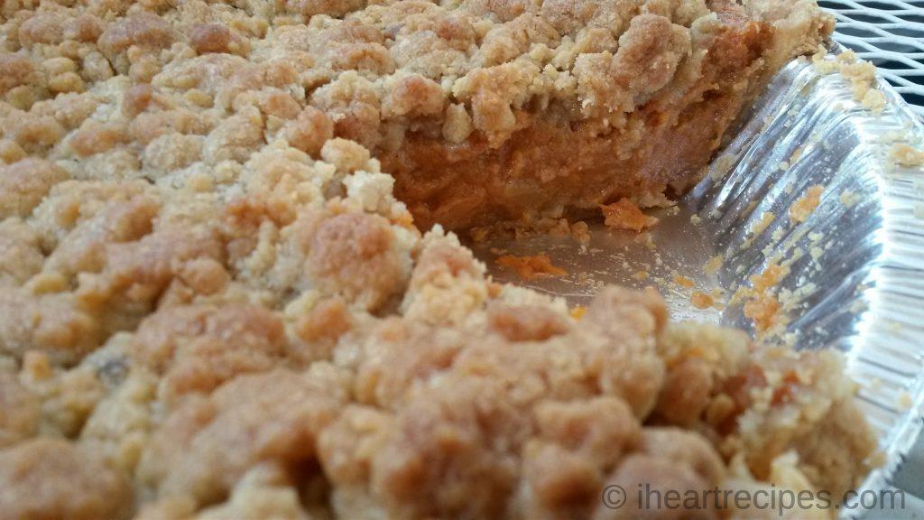Dutch Sweet Potato Pie