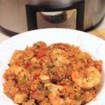 Crock-Pot® Quinoa Jambalaya!