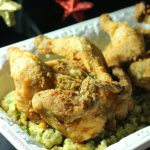 Deep Fried Cornish Game Hens