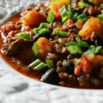 Beef, Black Bean, & Butternut Squash Chili