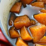 Bourbon Candied Yams