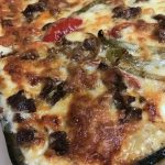 Philly Cheesesteak Lasagna