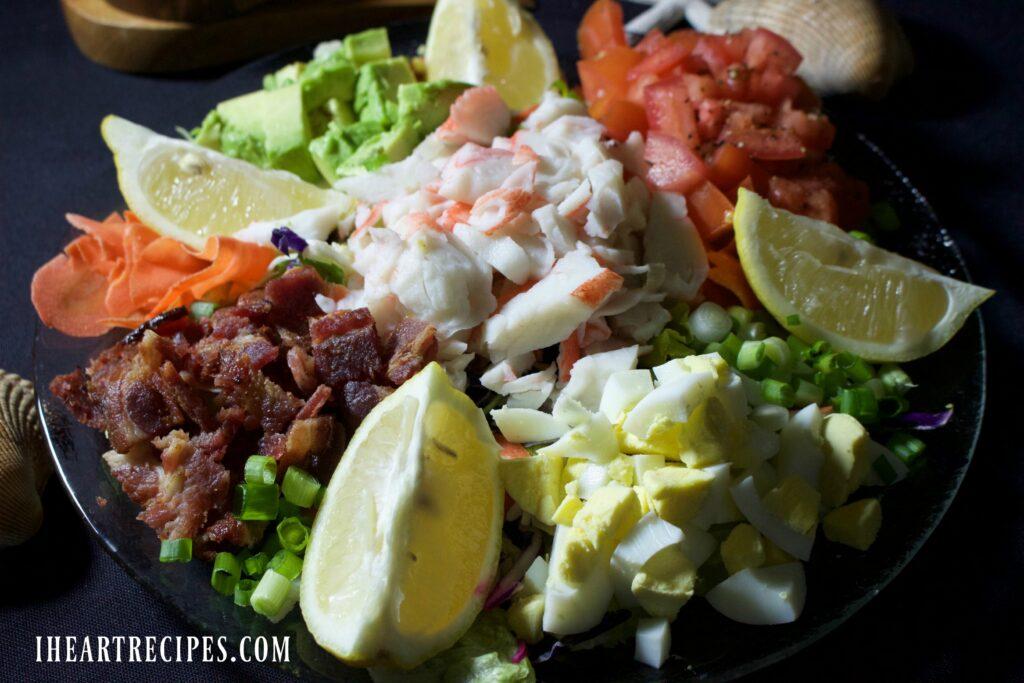 Crab Louie Salad Recipe | I Heart Recipes