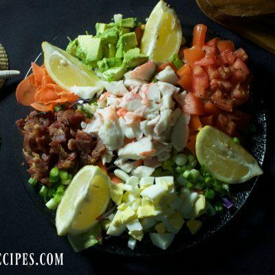Crab Louie Salad Recipe