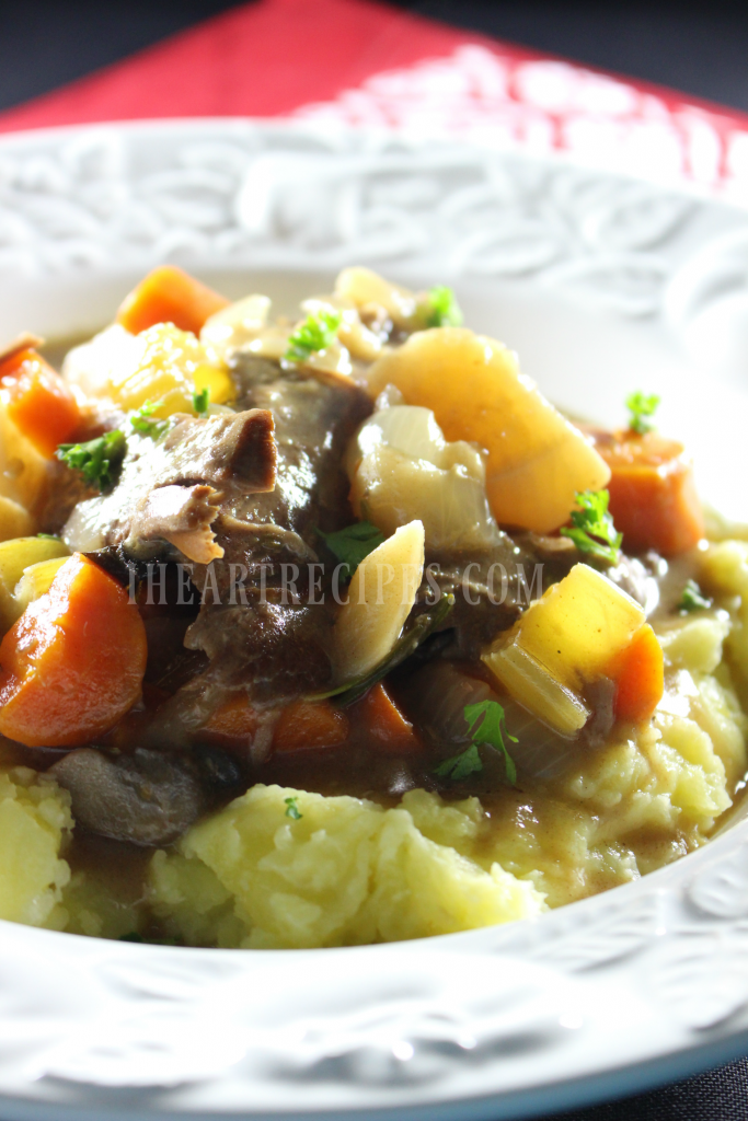 Your family will love this Easy Pot Roast Recipe With Root Vegetables! It's so hearty and delicious.