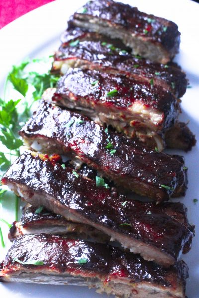 Best Oven Baked BBQ Ribs