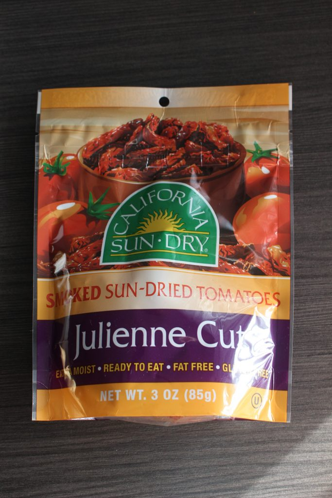 These sun dried tomatoes are perfect for the recipe