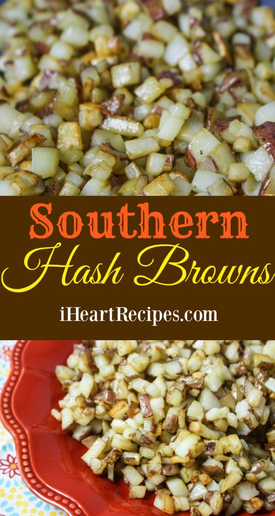 Serve these easy, crowd-pleasing Southern Hash Browns at your next brunch!