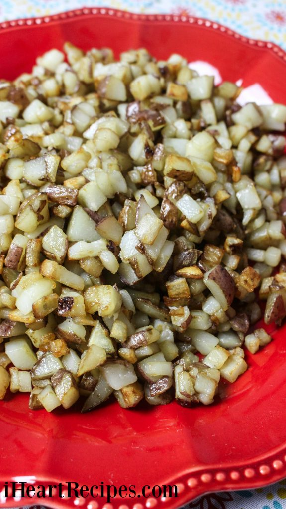 Southern Hash Browns are buttery and full of flavor, a great side dish for brunch.