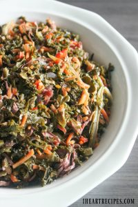 Braised Southern Style Kale