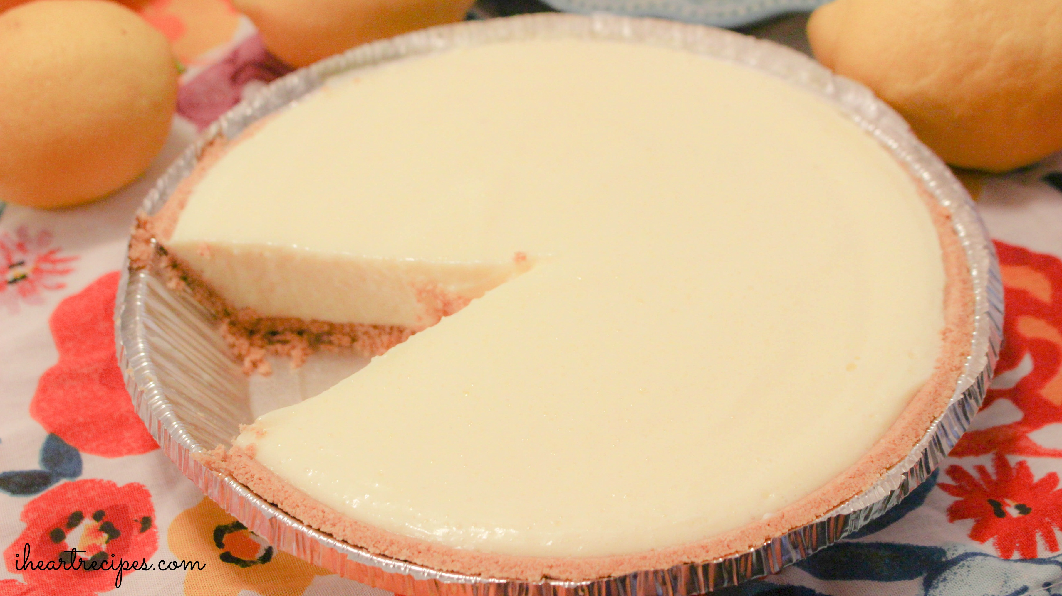 Try this amazing no bake lemon cheesecake for your next summer party