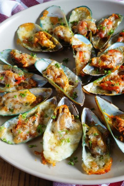 Best Mussels Recipe Ever