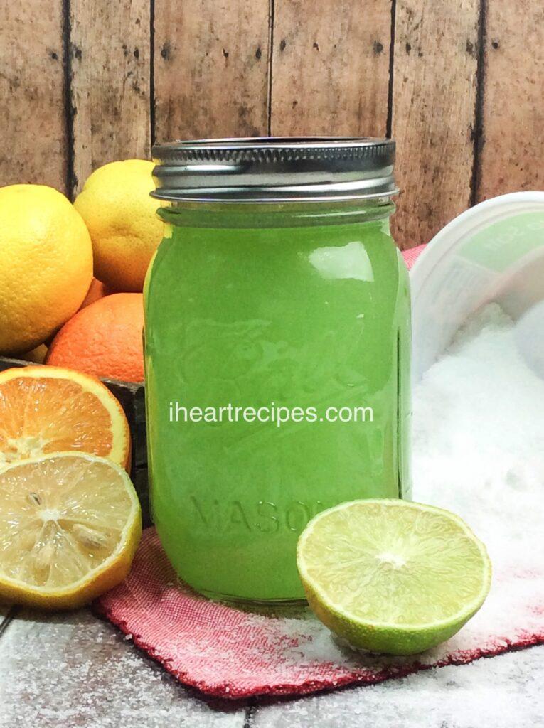 Margarita Moonshine Recipe | I Heart Recipes