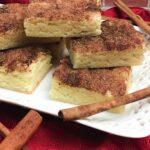 Snickerdoodle Cookie Bars Recipe