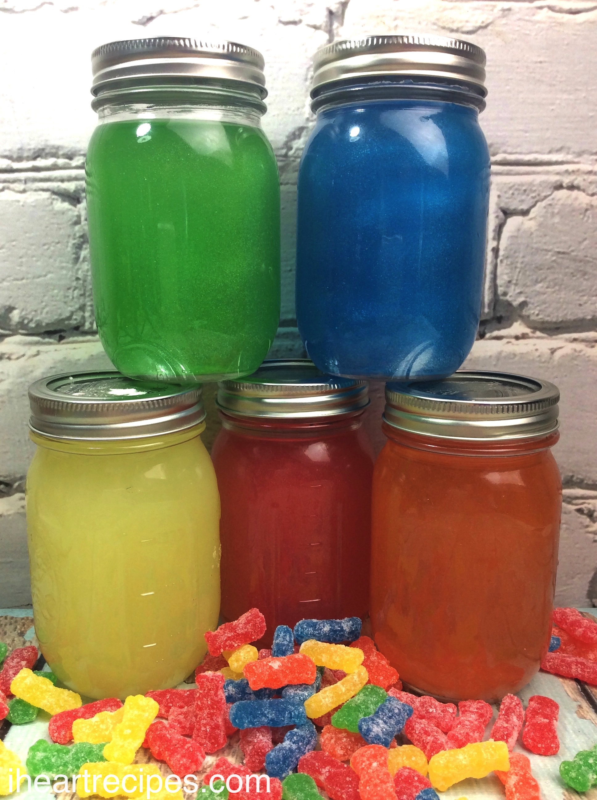 This Sour Patch Kids Moonshine Recipe Is Strictly For S Made With Everclear