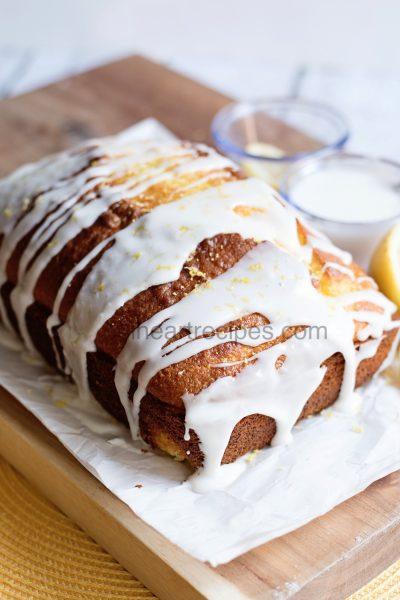 Lemon Loaf Pound Cake