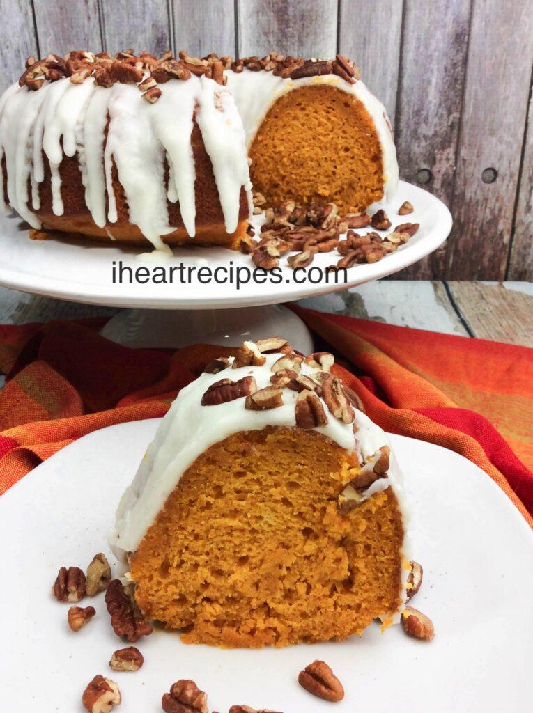 Pumpkin Muffins With Yellow Cake Mix Pinterest