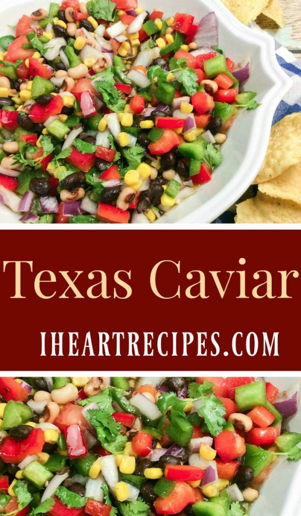 Easy Texas Caviar
