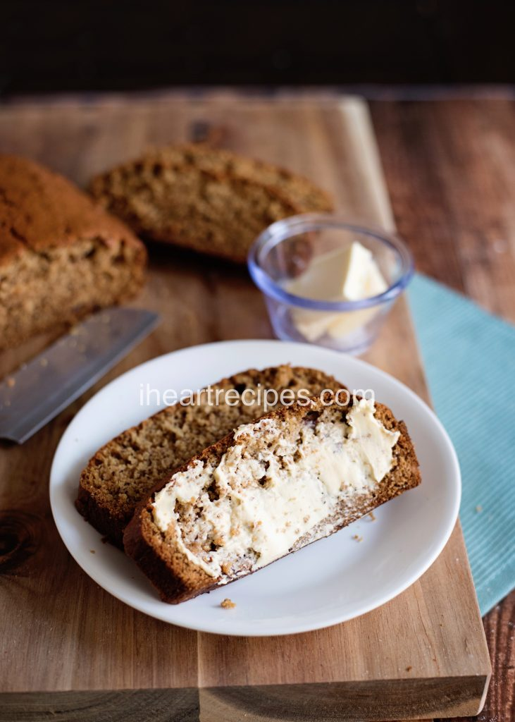 A quick and easy banana bread recipe is a kitchen staple