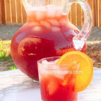 Simple Fruit Punch Recipe