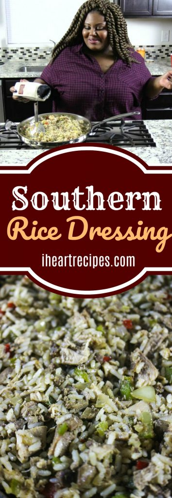 Southern Rice Dressing