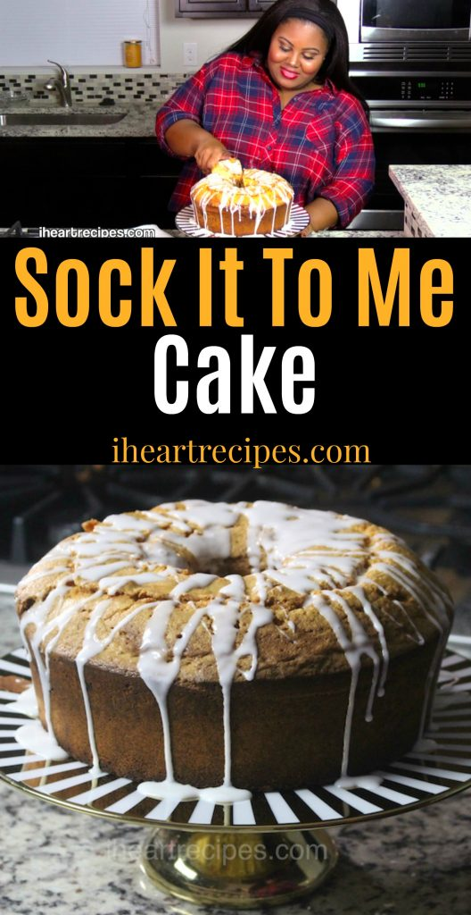 From Scratch Southern Sock It To Me Cake Recipe