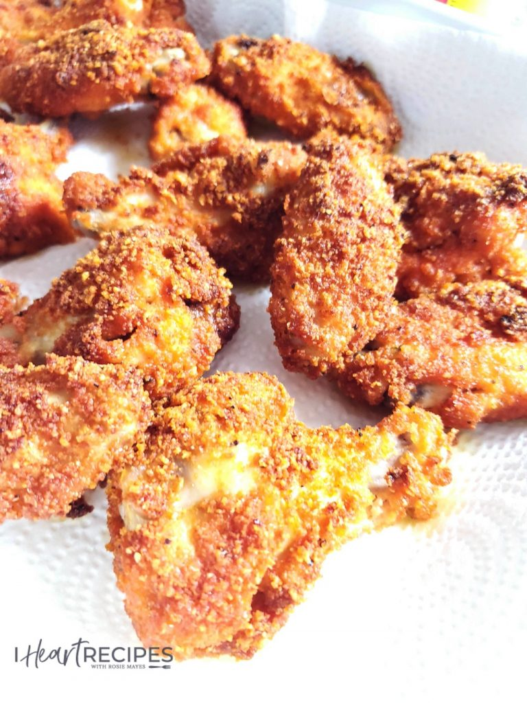 Keto Spicy Fried Chicken I Heart Recipes